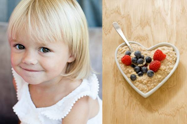 10 should-have superfoods on your youngsters