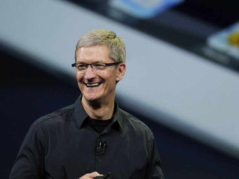 Apple Sees massive potential in Indian marketplace, Says CEO Tim cook dinner