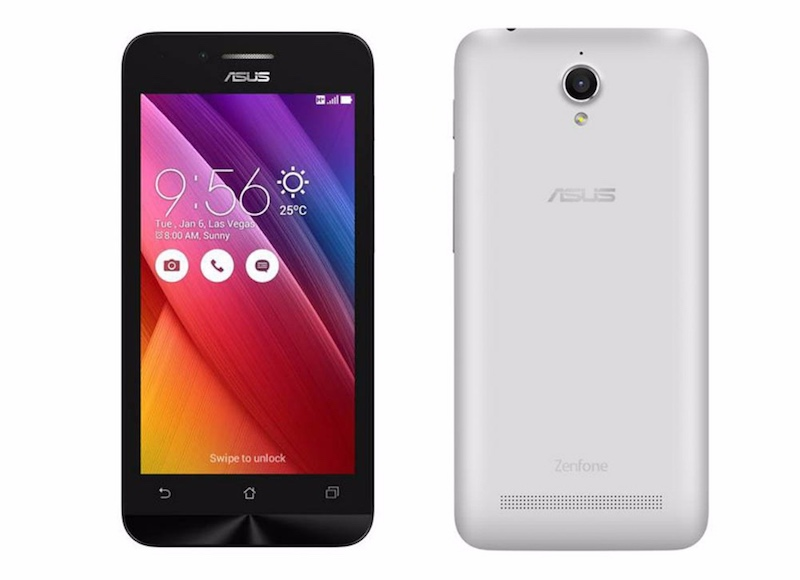 Asus ZenFone Go 5.0 LTE (T500) With 8-Megapixel Camera Launched at Rs. 7,999