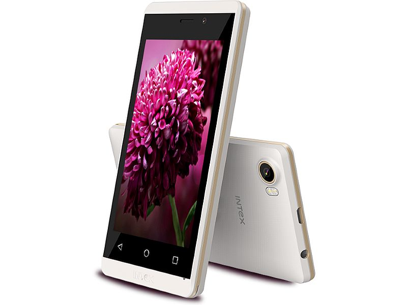 Intex Aqua pleasure price range Android phone released at Rs. 2,799