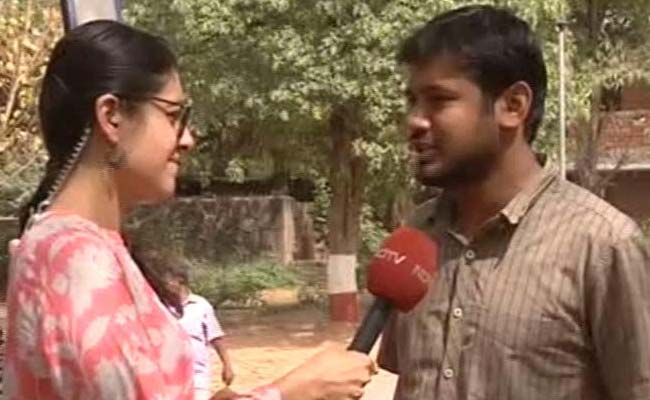'Ridiculous,' Says Kanhaiya Kumar As Smriti Irani's Ministry Ranks JNU At 3