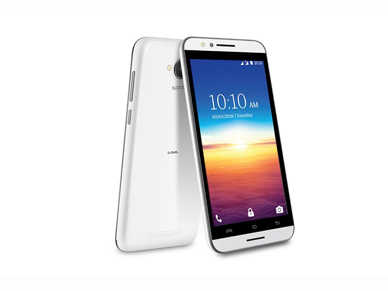 Lava A67 With wi-five-Inch display launched at Rs. 4,549