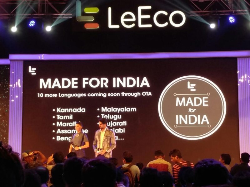 LeEco Eyes FIBP acclaim for Retail shops in next 2-three Months