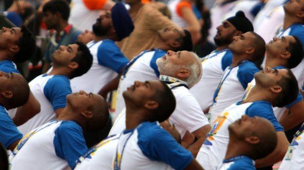worldwide Yoga Day: PM Narendra Modi Says Yoga Can manage Diabetes