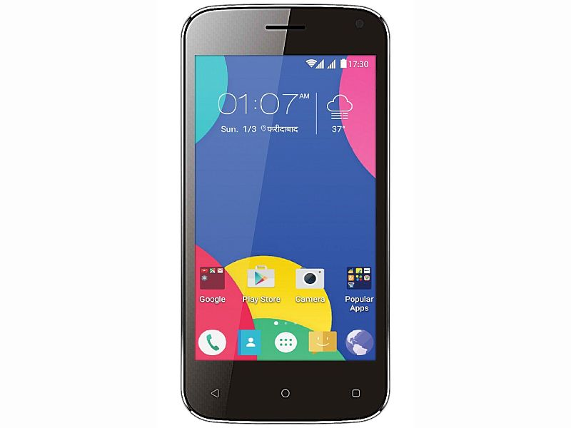 Karbonn A91 Typhoon With Android 5.1 To be had On line at Rs. 2,899