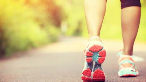 Not Getting Enough Out of Running Races? Walk