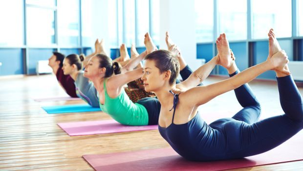 Skip the Super-Flexible Yoga Instructor, Instead, Try Six Weeks of Introductory Moves