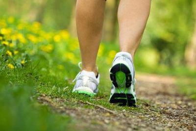 Walk can ease your stress. Here's how