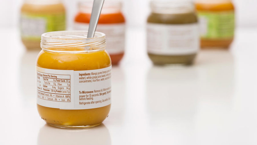 Why Adults Shouldn't Eat Baby Food
