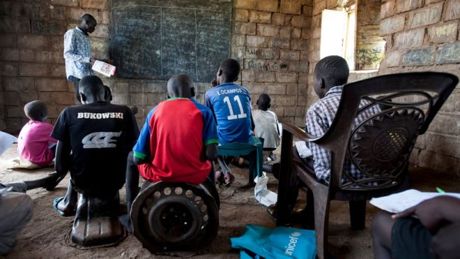 Overseas aid should focus on education, say MPs