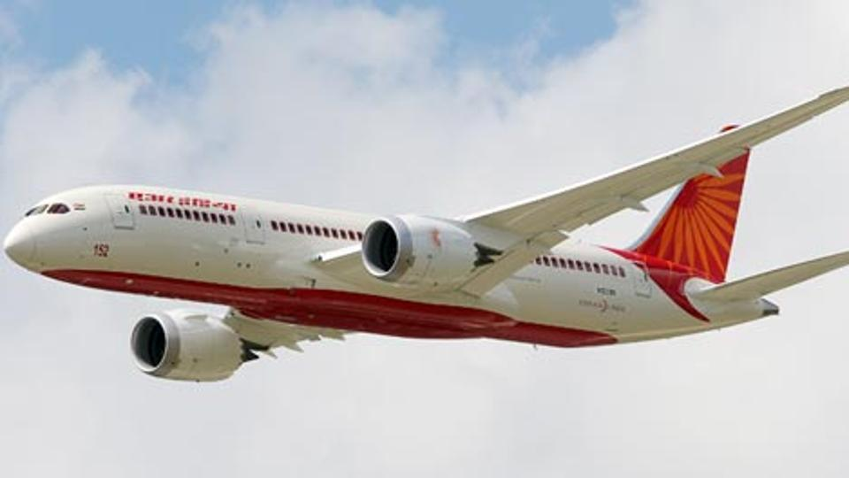 Air India offers discounts for travel within the United States