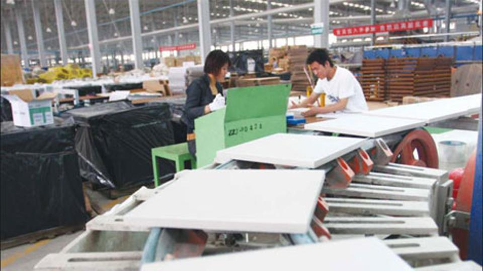 Anti-dumping duty on Chinese ceramic products likely