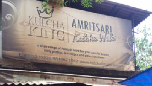 A Hidden Gem in Sarojini Market You Must Visit for the Best Amritsar Kulchas in Delhi