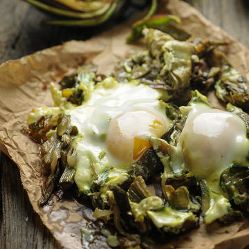 This Artichoke Benedict Recipe Makes Brunch Anything But Basic