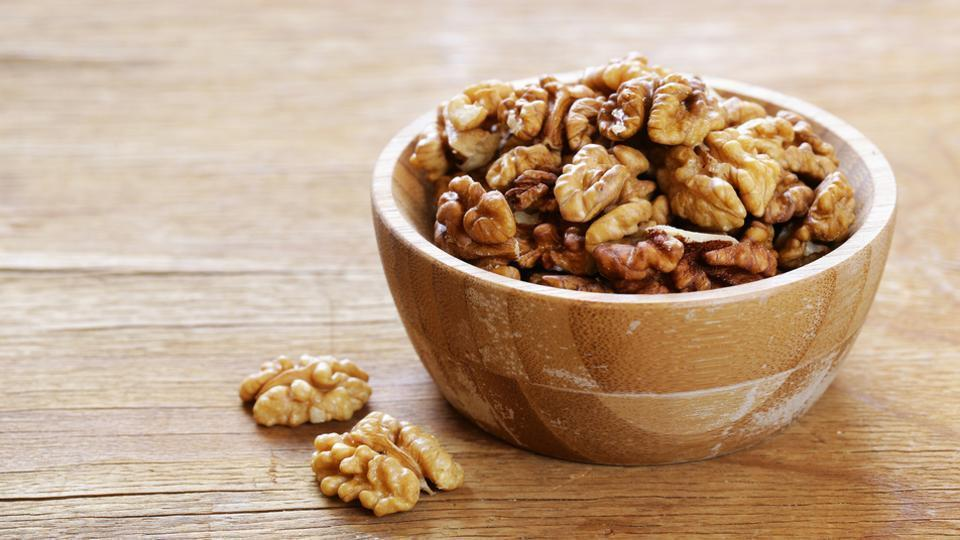Here's another reason to eat walnuts. They help control overeating