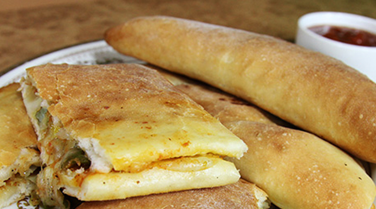 Express recipe: How to make Pizza Packets