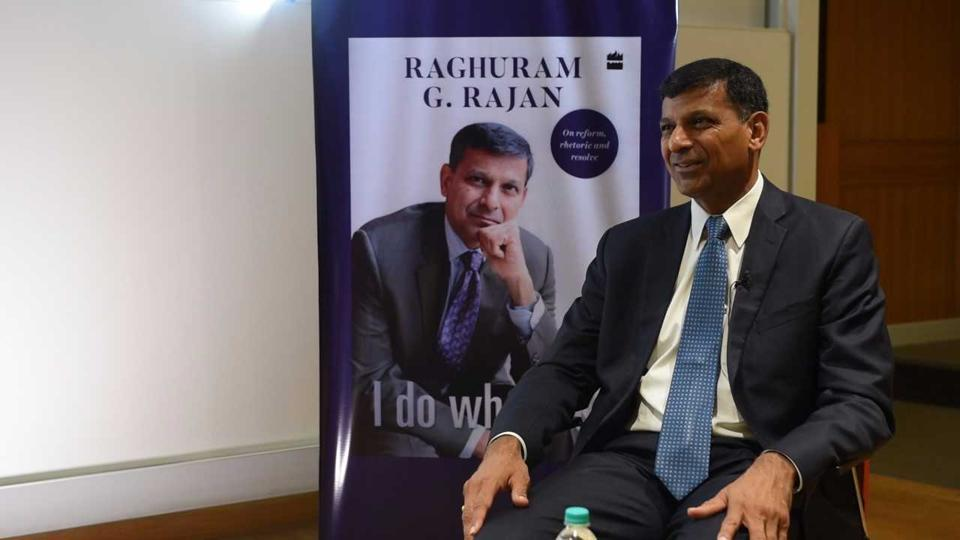 Raghuram Rajan: Demonetisation put new interest burden on RBI as people found ways to convert black money