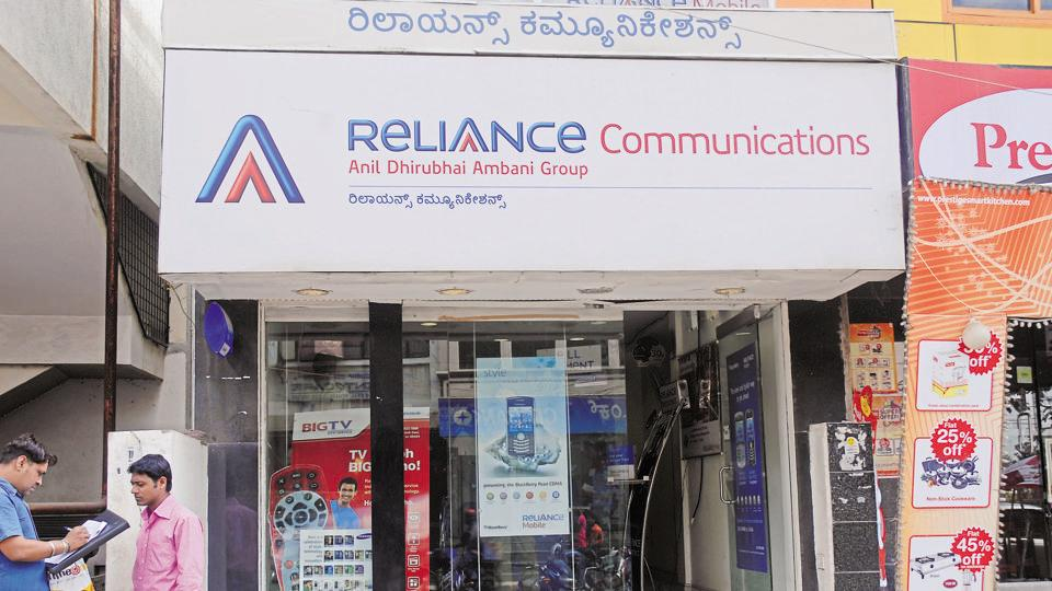 Blow for Reliance Communications as wireless unit merger with Aircel collapses