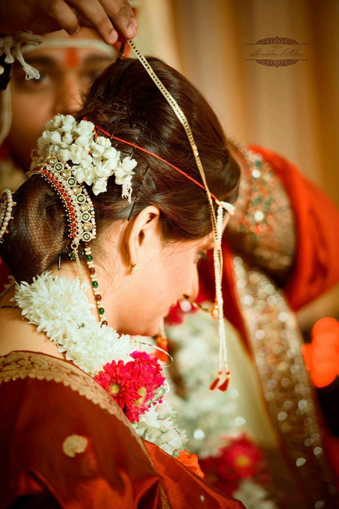 Traditional Indian Bridal Look Fashion