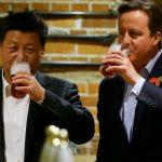 David Cameron to set up £750m UK-China investment fund