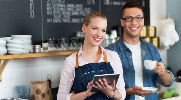 SMALL BUSINESS OPTIMISM UP IN BC
