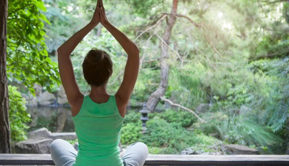 Being close to nature can make you develop positive body image