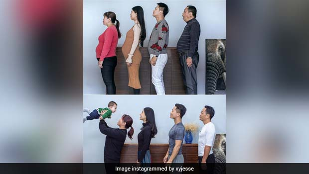 Need 'Fitspiration' For The New Year? Check Out This Chinese Family's Viral Weight Loss Journey!