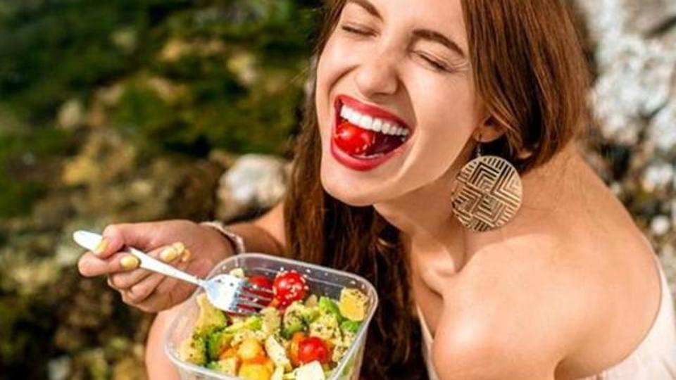 Eating healthy can be a struggle. Here are 5 ways to make it easier