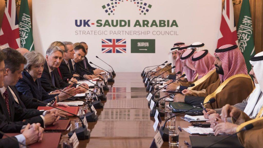 Business chiefs flock to build bridges with Saudi prince
