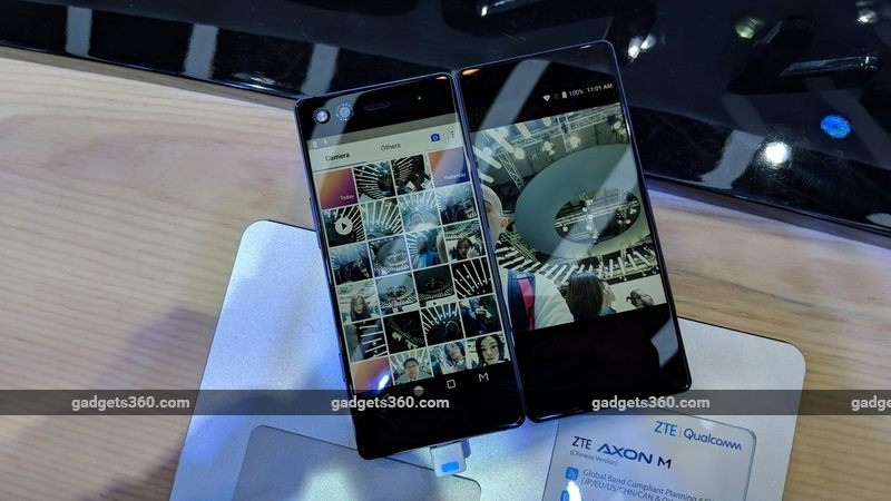 ZTE Axon M Dual Screen Smartphone First Impressions