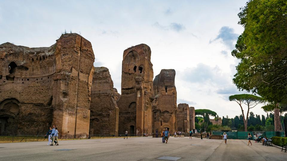 Would you consider skipping the Colosseum and Vatican on a trip to Rome?
