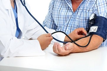 Church-based lifestyle intervention reduces BP in black patients