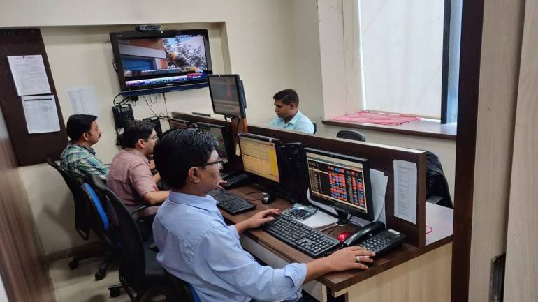 Closing Bell: Sensex closes 373 points higher, Nifty above 10,600; FMCG leads rally