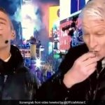 CNN Televised Its News Anchors Getting Drunk On New Year's Eve
