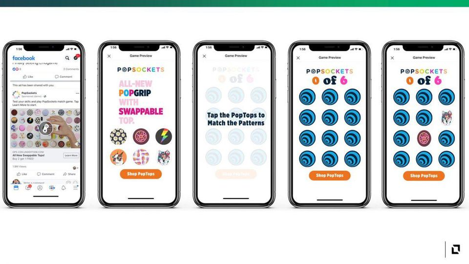 Why Advergames Can Be Dominant On Social Media.  Lessons from Popsockets